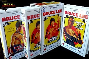 bruce lee french vhs 20 anniversary