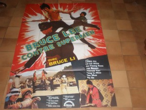 bruceploitation_collector_bruce lee contre supermen