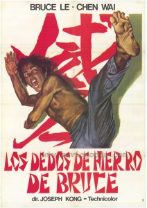 bruceploitation_collector_bruces-deadly-fingers-movie-poster-1980-espagne