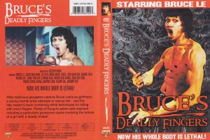 Bruce's deadly fingers_bruce le_bruceploitation collector_bruce no