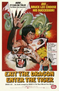 bruceploitation_collector_Bruce Li_exit the dragon enter the tiger