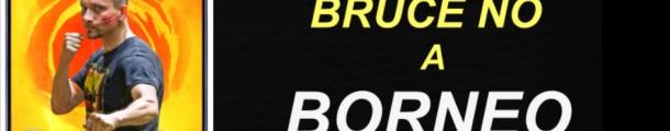 bruce no a bornéo_bruceploitation collector_émission_vlog